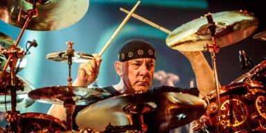 BLACK SABBATH Drummer BILL WARD Pays Tribute To NEIL PEART