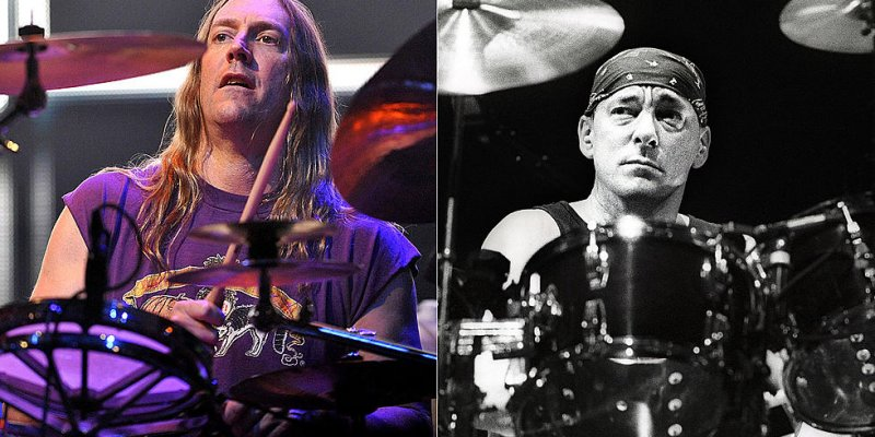 TOOL Pays Tribute To NEIL PEART