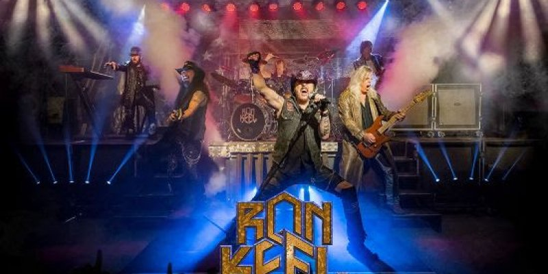 Ron Keel Band Inks New Deal With HighVolMusic