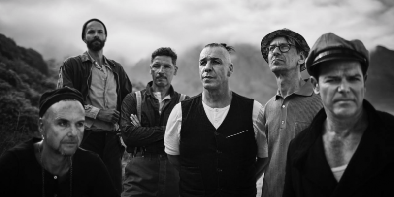 RAMMSTEIN IS COMING TO AMERICA