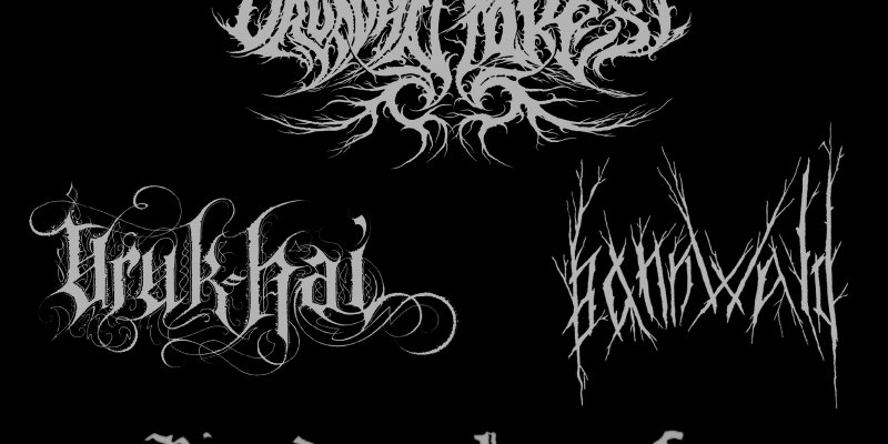 DRUADAN FOREST reveal new song from upcoming three-way split with BANNWALD and URUK-HAI, to be released by ANTIQ