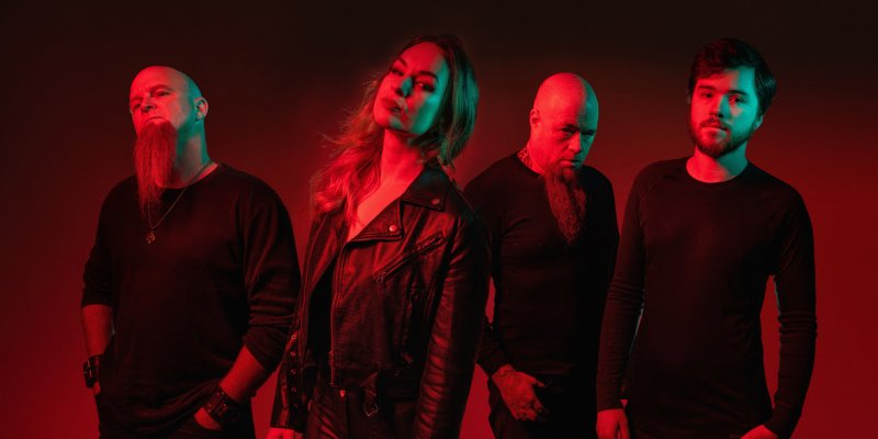 """DEVILSKIN Release Official Music Video for """"Corrode; """" New Album, 'RED,' Out April 3, 2020!"""