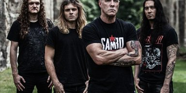 "ANNIHILATOR Canadian Heavy Metal/Thrash Legends Debut ""Dressed Up For Evil"" Lyric Video; New Full-Length, Ballistic, Sadistic, Nears Release Via Silver Lining Music"