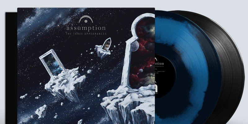 """Assumption """"The Three Appearances"""" on vinyl for the first time ever!"""