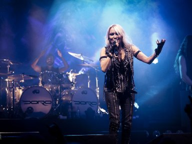 DORO announces first USA tour dates for 2020