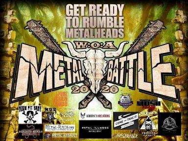 Wacken Metal Battle USA: Watch Full Set Video of 2019 Champions MONARCH Playing Wacken Open Air