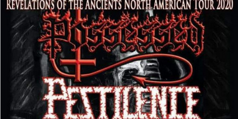PESTILENCE and POSSESSED announce co-headlining North American tour