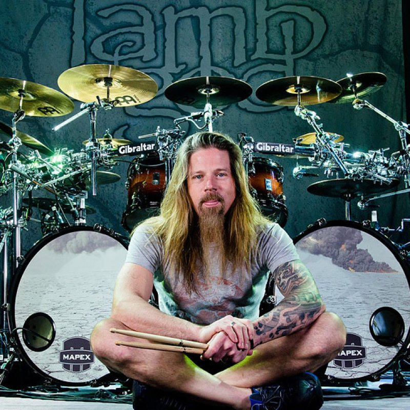 CHRIS ADLER Pays Tribute To NEIL PEART