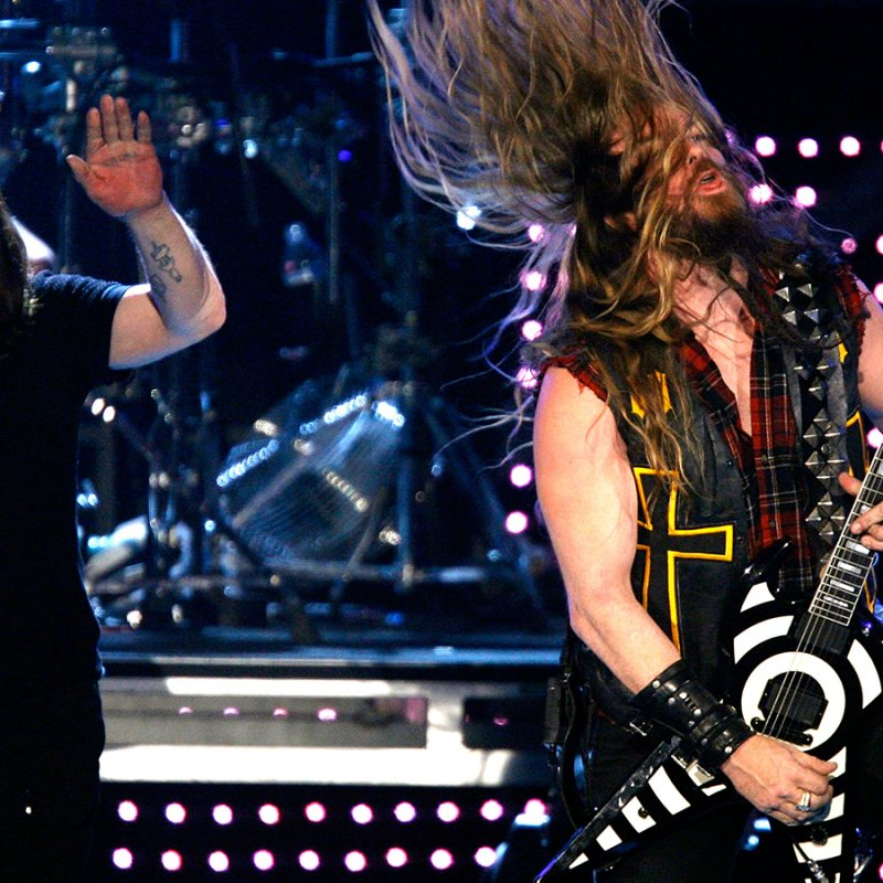 ZAKK WYLDE To OZZY: 'You Are Loved More Than You Will Ever Know'