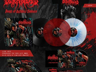DERANGED detail new album 'Deeds Of Ruthless Violence'