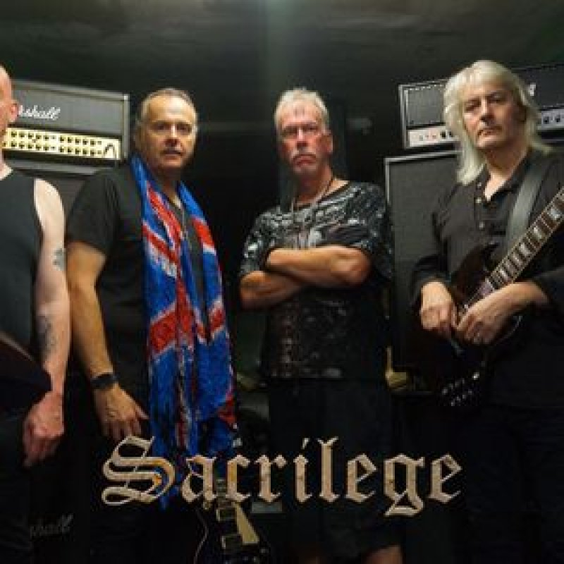 Into The Pit with DJ Elric Interview with Sacrilege show 197