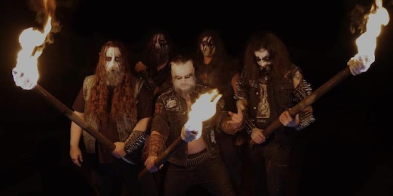 "BLACK METAL ASSASSIN DAGGER CULT SICARIUS PREMIERE VIDEO FOR NEW SONG ""BIA"""