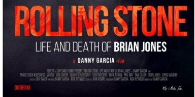 Brian Jones Movie Documentary by Danny Garcia