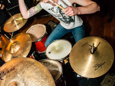 """ORPHAN DONOR: """"Pole Disdain"""" Now Playing At Cvlt Nation; Solo Project Of Secret Cutter Drummer To Release Old Patterns Full-Length In March"""