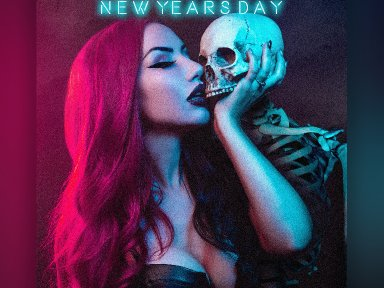 """NEW YEARS DAY RELEASE """"SKELETONS"""" AHEAD OF UK HEADLINE TOUR"""