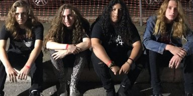 "Teenage thrash band DIABOLOGY release ""Defiling Innocents"" lyric video"