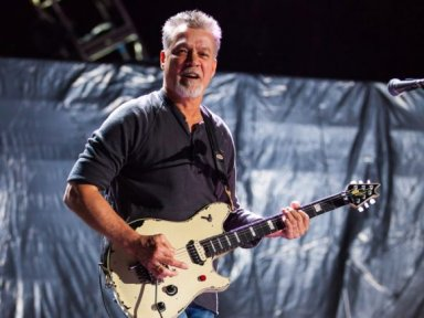 Eddie Van Halen Shows His New Appearance After Cancer