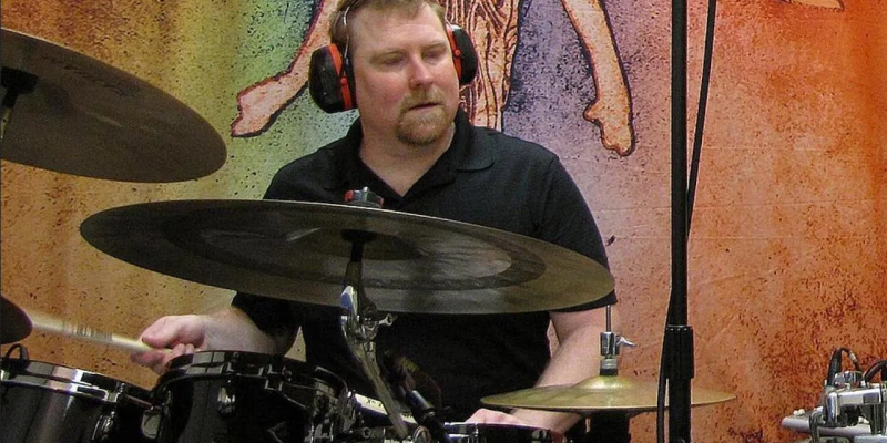 REINERT's Husband Comments On Drummer's Passing: 'I'm Still In A State Of Disbelief'