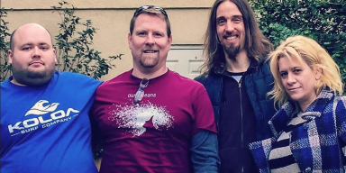MEGADETH Pays Tribute To SEAN REINERT