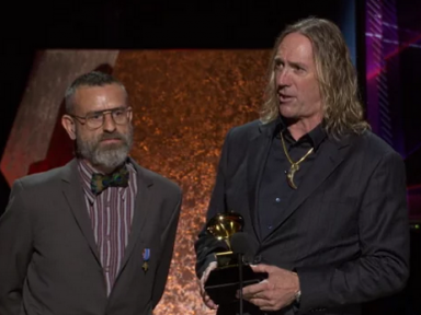 TOOL 'Best Metal Performance' GRAMMY For '7empest'