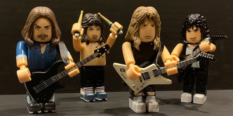 New Master Of Puppets Collectible Toy Has Arrived
