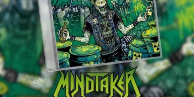 "The wait is over, Mindtaker set to release Toxic War on February 24th - listen to single ""I Am the Kid"" NOW!"