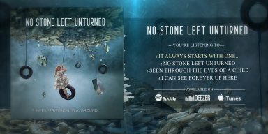 NO STONE LEFT UNTURNED - The Experimental Playground EP Streaming In Full