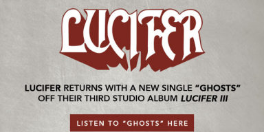 "LUCIFER - Ghosts (Album Track). Taken from the album ""Lucifer III"""