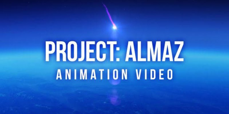 """""""Project: Almaz"""": new animation video by Built-in Obsolescence OUT NOW"""