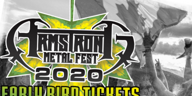 Armstrong MetalFest 2020 Early Bird Pre-Sale Tickets End Jan 31st