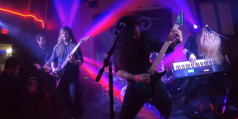 """CREPUSCLE: California Symphonic Death Metal Act Releases """"In The Winds Of Glory"""" Video; Heavenly Skies LP Out Now On Creator-Destructor"""
