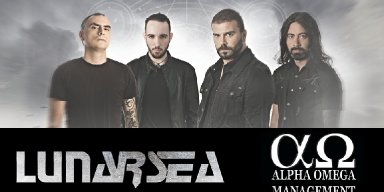 "LUNARSEA Sign With ALPHA OMEGA Management, New Album ""Earthling/Terrestre"" Now Available Worldwide!"