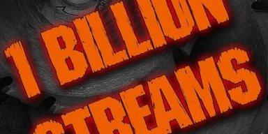 PANTERA Surpasses 1 Billion Streams