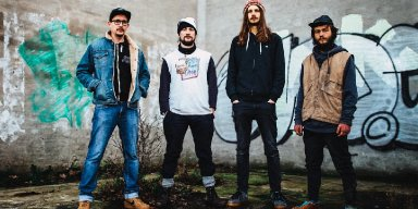 GAFFA GHANDI: German Psychedelic Rock Act Signs With Exile On Mainstream; Artificial Disgust LP + RoadShow 2020 Tour Dates Announced