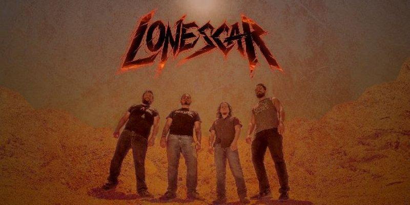 "Lonescar (Thrash) release new song ""Lust For Her End"" via MetalBite"