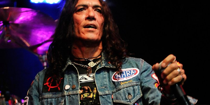 STEPHEN PEARCY: 'I Wasn't Really Into RUSH'