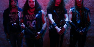 """HALLUCINATOR: Decibel Magazine Streams """"Hiss In The Skull"""" From Oakland Esoteric Death Thrashers; Another Cruel Dimension Debut Nears Release Via Carbonized Records"""