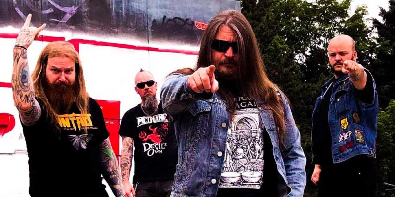 METHANE Announces 'No One Get Out Alive' Sweden Tour Dates 2020