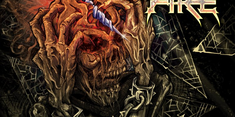 Horror Pain Gore Death Productions to release new album from IN THE FIRE entitled The Living Horror Show on March 13th