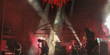 FATHER BEFOULED: Atlanta death metal horde's  'Anointed in Darkness - Live in Europe' out today via Krucyator Productions