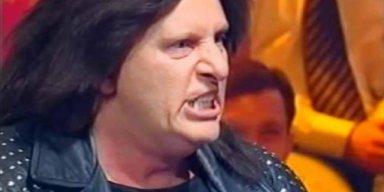 Richard Benson: rock cult made a legend