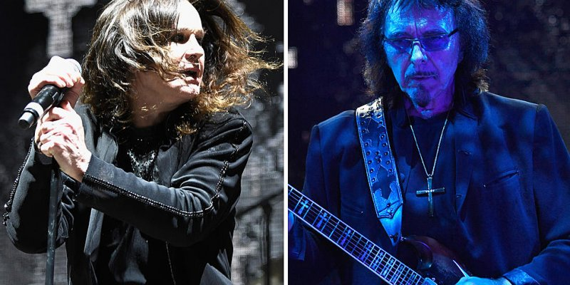 Why Is Ozzy Intimidated By Tony?