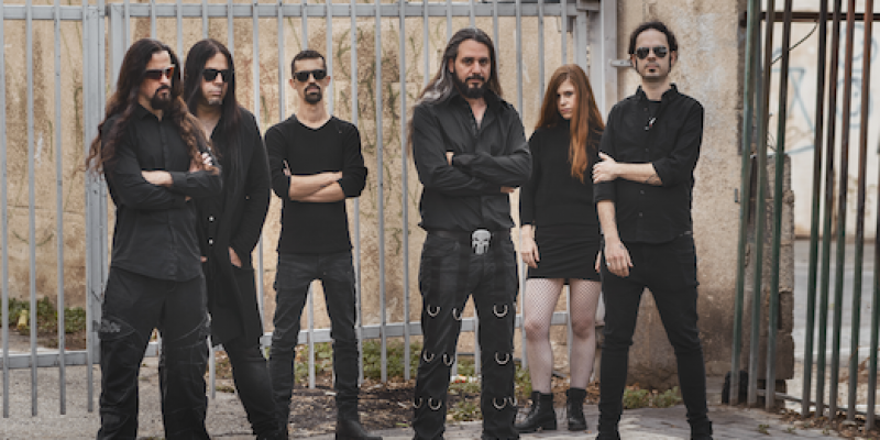 TOMORROW'S RAIN PREPS NEW 2020 ALBUM FEATURING GUESTS FROM MY DYING BRIDE, PARADISE LOST, ARCH ENEMY, MOONSPELL, ROTTING CHRIST & MORE