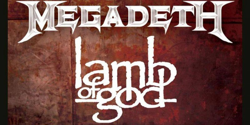 MEGADETH + LAMB OF GOD: First Date For 2020 MAYHEM FESTIVAL Has Been Leaked