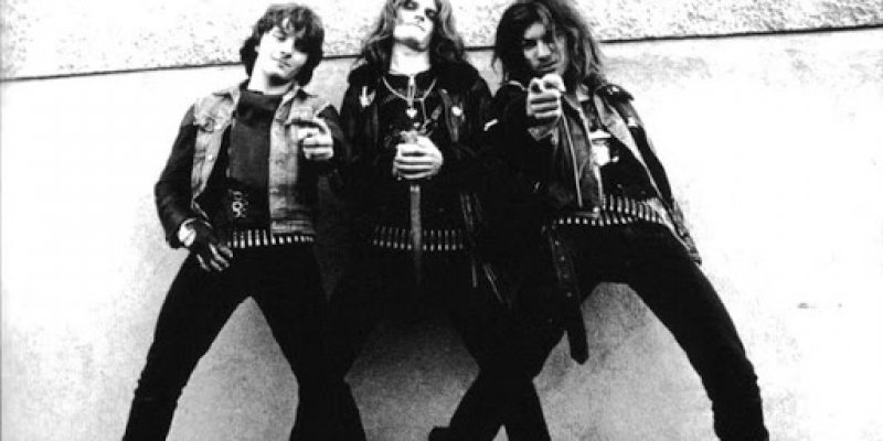 HELLHAMMER's 'Apocalyptic Raids' Reissue