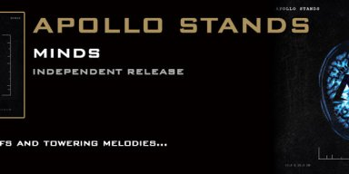 Apollo Stands unveil their new EP of unique metallic power - Minds!