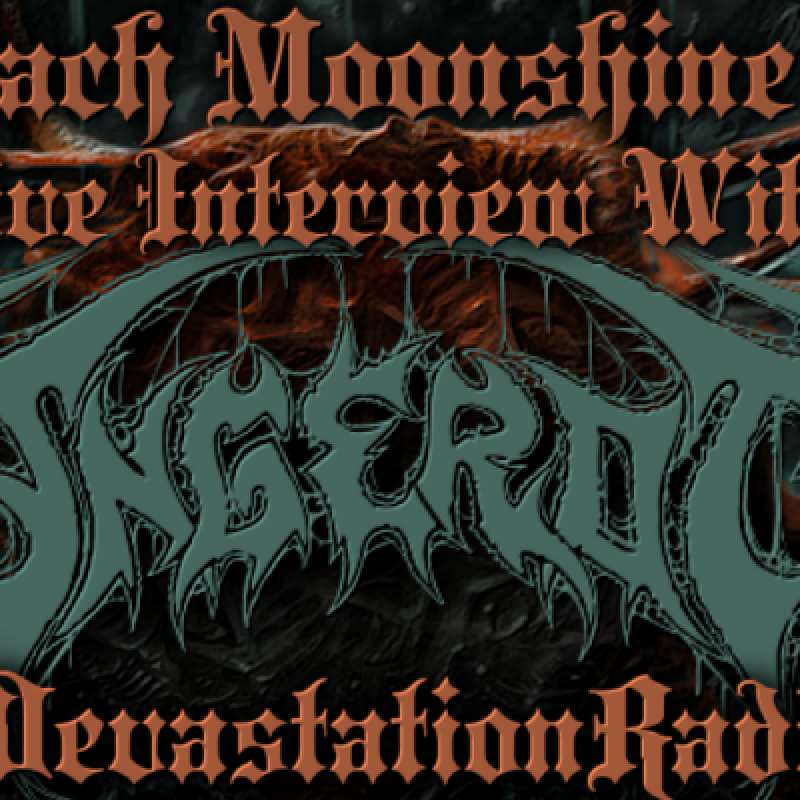 Angerot - Featured Interview & The Zach Moonshine Show