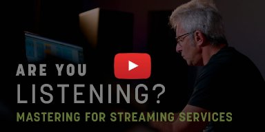 How to master your tracks for streaming?
