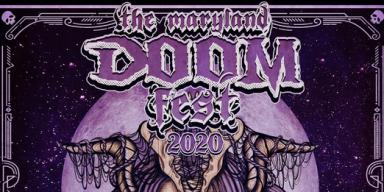 MARYLAND DOOM FEST Announces Daily Lineups: June 18-21, 2020 - CIRITH UNGOL, BLOOD CEREMONY, SPEEDEALER, MONDO GENERATOR + More! Tickets On Sale Now!