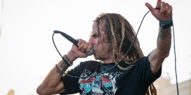 "LAMB OF GOD ""This Whole Record Is Political"""